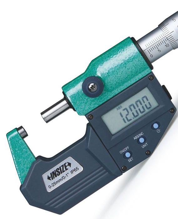 Micrometru digital ip65